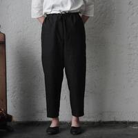 NOTA linen pants (black)