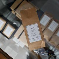デカフェ【 カフェインレス 】 コロンビア サンアグスティン シティロースト/中深煎り 200g