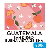 """""""500g"""" グアテマラ サンディエゴ ブエナビスタ ゲイシャ"""