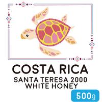 """""""500g"""" コスタリカ サンタ・テレサ2000 ホワイトハニー (中煎り)"""