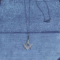 TIME  Emblem Necklace( BRASS)