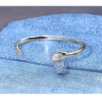 TIME Hand Bangle(GOLD)