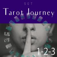 【全三回セット】タロットジャーニー -22のメジャーカードを巡る旅-