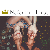 【早割2※10月31日まで】ネフェルティティ・タロットと三相女神
