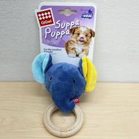 GiGwi  スッパプッパリング エレファント【ギグウィ犬用おもちゃ】