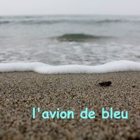 "l'avion 1st album ""l'avion de bleu"""