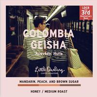COLOMBIA Geisha Honey 200g