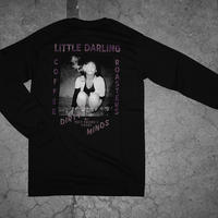 DIRTY MINDS LS TEE(BLACK)