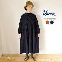 YARMO(ヤーモ)  ギャザー ドレス