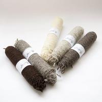 【通常販売:3営業日以内に発送可能】dLana* Artisan Yarn / Rustic Wool(ラスティックウール)100g ボビン