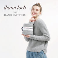 完売次第販売終了です:iliann loeb for HAND KNITTERS:ハンドニットKIT(糸と編み図のセット)
