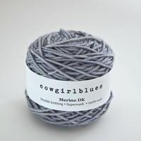 cowgirlblues :メリノDK -100gかせ/セミソリッドカラー