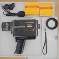 Vintage Chinon 805s  8mm camera