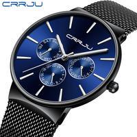 Crrju クォーツ式腕時計 オマージュウォッチ 日本未発売 ④