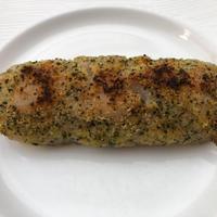 コラーゲンたっぷり豚足のパン粉付け焼き   /約足1本分
