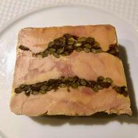 フォワグラとレンズ豆のテリーヌ1パック/約100g