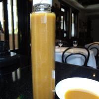 シェリー酢風味ドレッシング ( vinaigrette de xeres- huile d'olive ) / 約150cc