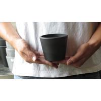 樹脂製ポット シティローM ブラック