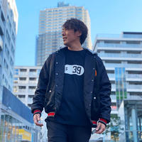 s 39長袖_ブラック