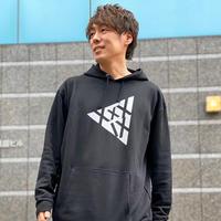 【復刻版】XXXIX三角パーカー_ブラック