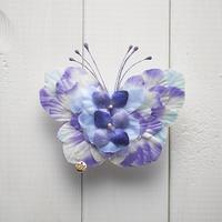 Le Papillon de fleur ヘアーアクセサリー(M/PUR)BOX付き