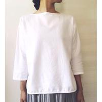 Natural laundry オックスフォードバスクシャツ