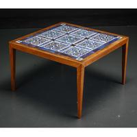 """Tenera"" Tile Top Side Table 70x70"