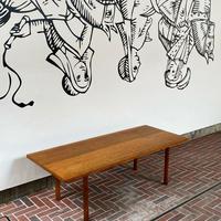 AT12 COFFEE TABLE OAK /  Hans J wegner For Andreas Tuck
