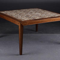 """Baca"" Tile Top Coffee Table 95x95"