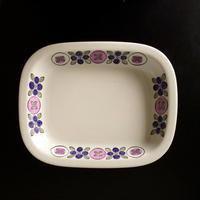 """Square Platter """"Spisa""""for Rorstrand"""