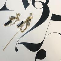 long asymmetry pierce