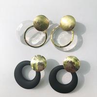 gold metal pierce