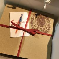 2020年12月18日(金)発送 Stollen Set (White & Matcha) シュトーレン2種類2本入り(食べ比べセット) Mailing Out Dec 18, Friday