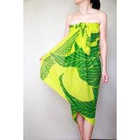 Hawai'ian Pareo    TI LEAF  L/D GREEN   HNLS03099-1460