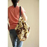 COCOON BAG フラフラ ジンジャーブラウン HNLS02704-1880