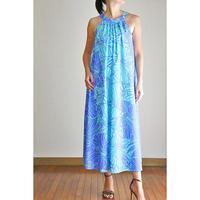 Long Ginger Dress ハイビスカス ロングジンジャードレス HNLS02899-74610