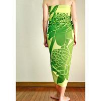 Hawai'ian Pareo  Torch Ginger  D.Green   HNLS02992-8660