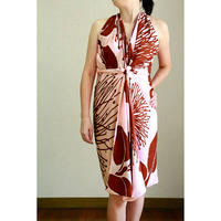 Hawai'ian Pareo   OHIA  Pink/Burgundy   HNLS03041-8660