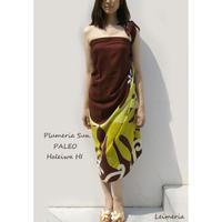 Plumeria Sun ティアレヌイ パレオ HNLS01433-32020