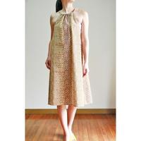 SWING DRESS  BEIGE TAPA ワンピース HNLS02792-47210