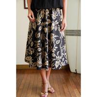 Flare Skirt ブラックトーチ アイボリー HNLS02688-81410
