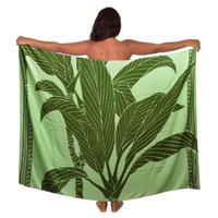 Hawai'ian Pareo   Ti Leaf  Garden Green   HNLS02997-8660