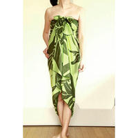 Hawai'ian Pareo    BIRD OF PARADISE  GREEN   HNLS03064-1460