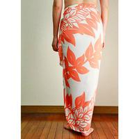 Hawai'ian Pareo  MAILE LEI   Apricot    HNLS02982-8660