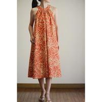 Ginger Dress サンセット トーチ ジンジャードレス HNLS02690-81210