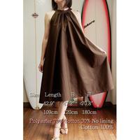 Ginger Dress ブラウン ジンジャードレス HNLS02497-5680