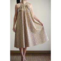 Ginger Dress ベージュ タパ柄 ジンジャードレス HNLS02691-81210