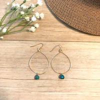 ❁︎ turquoise pierce ❁︎