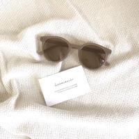 sunglasses 〜beige〜
