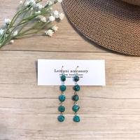❁︎ turquoise × pierce ❁︎